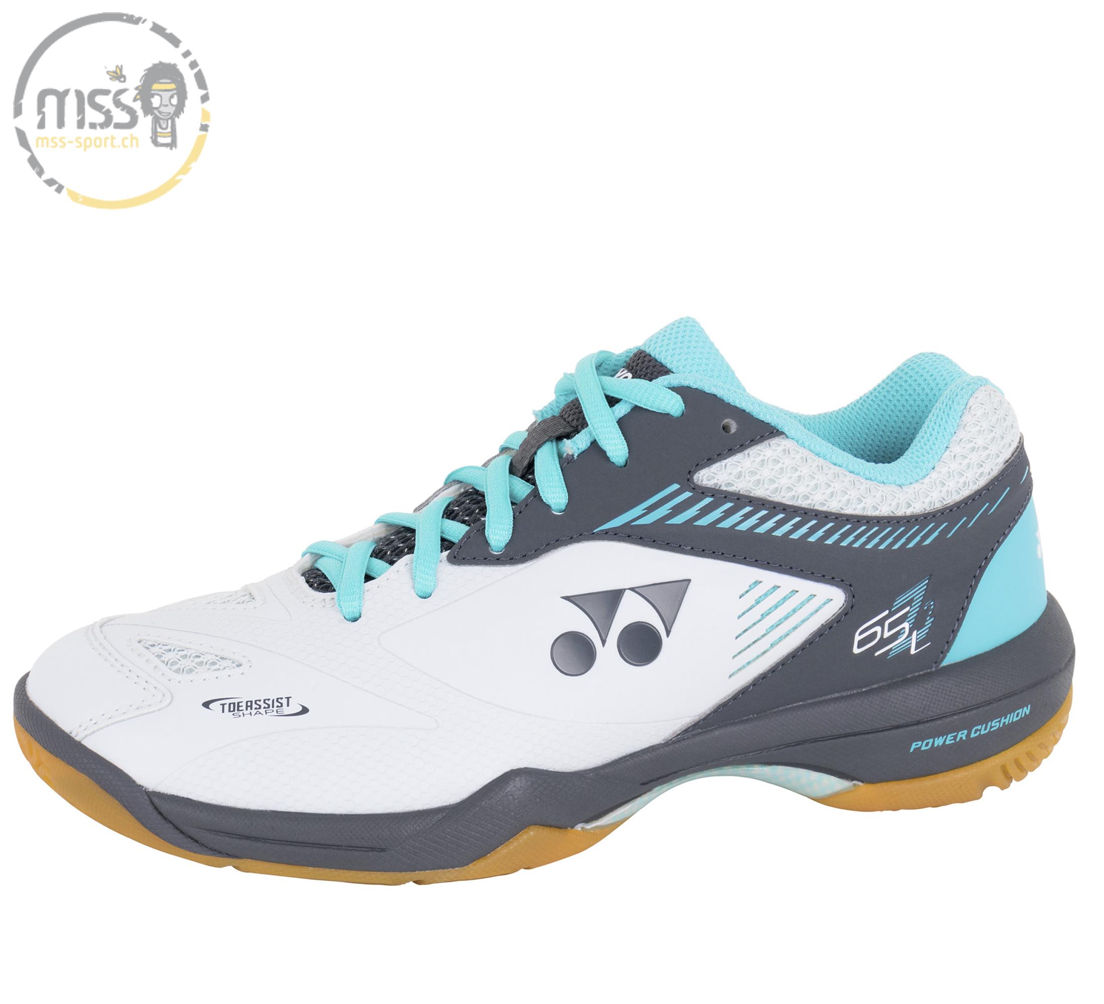 Yonex SHB 65 Z2LEX ice gray
