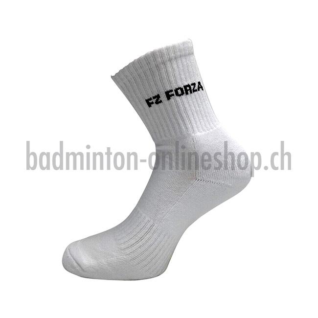 Forza Sock Comfort long white