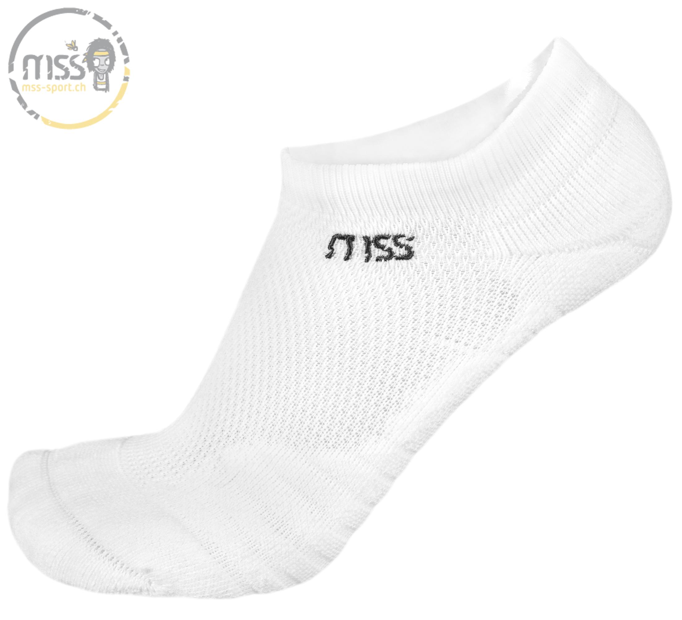 mss-socks Smash 5300 low Lady white