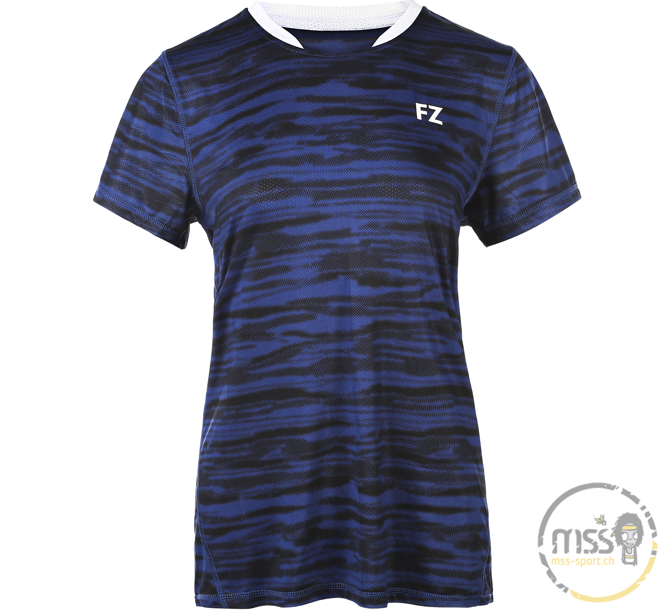 Forza Shirt Malay Tee estate blue Lady