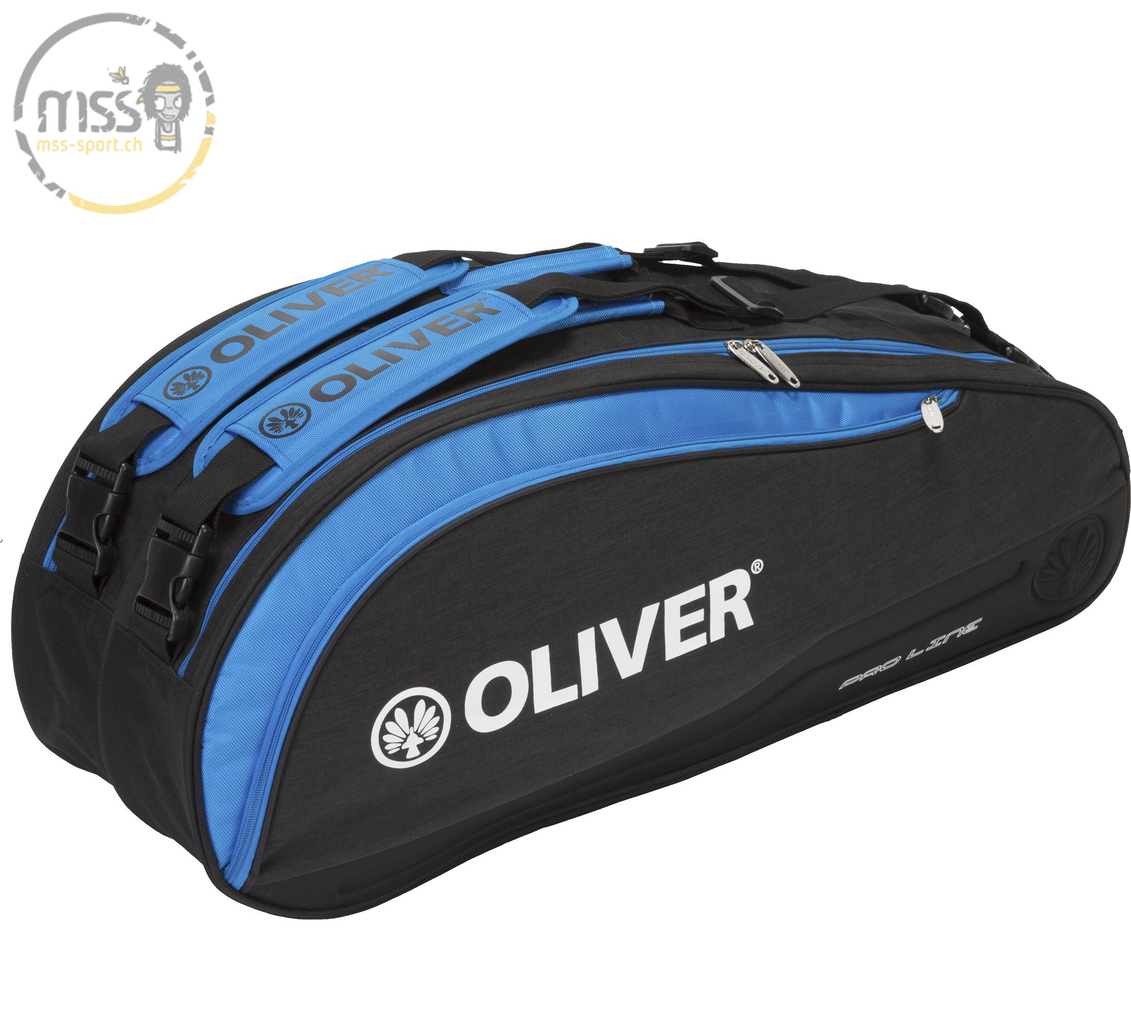 Oliver Top-Pro Line Doublethermobag black/blue