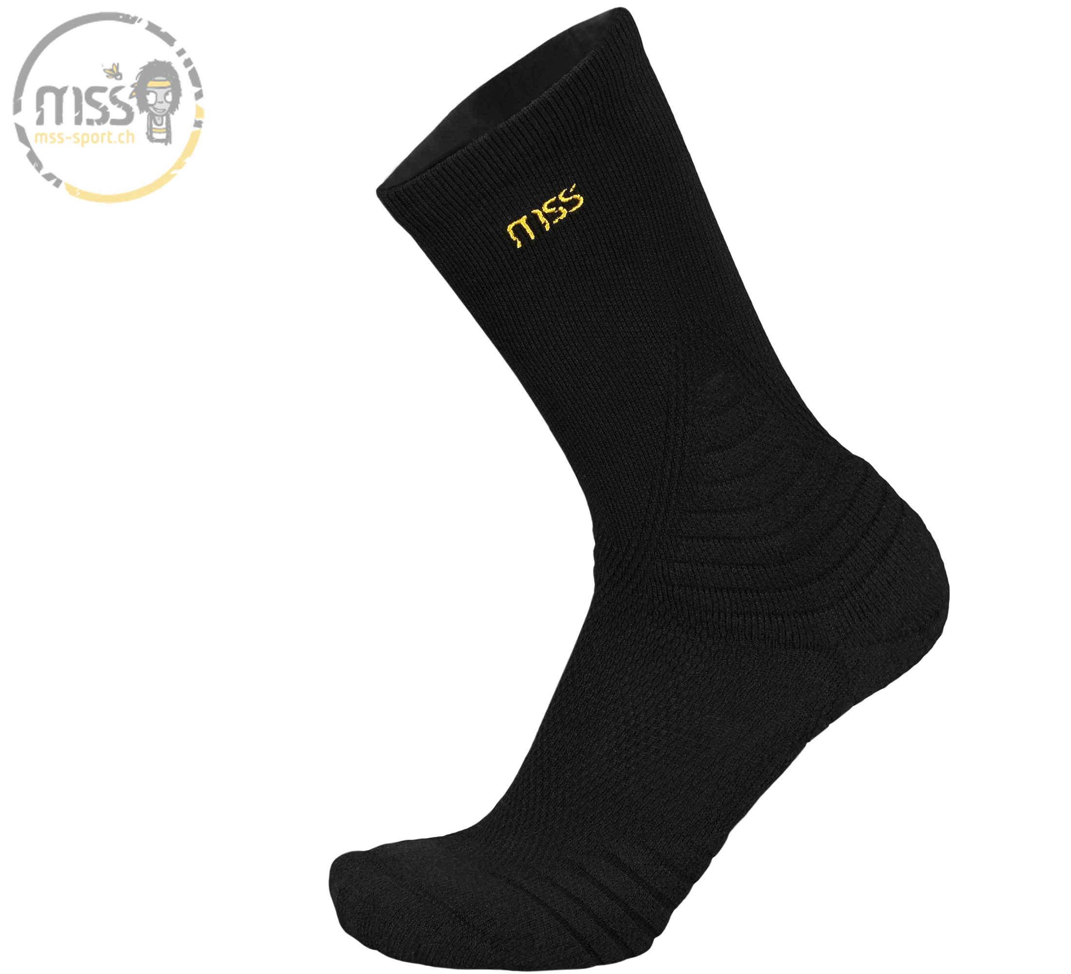 mss-socks Smash 5700 high black