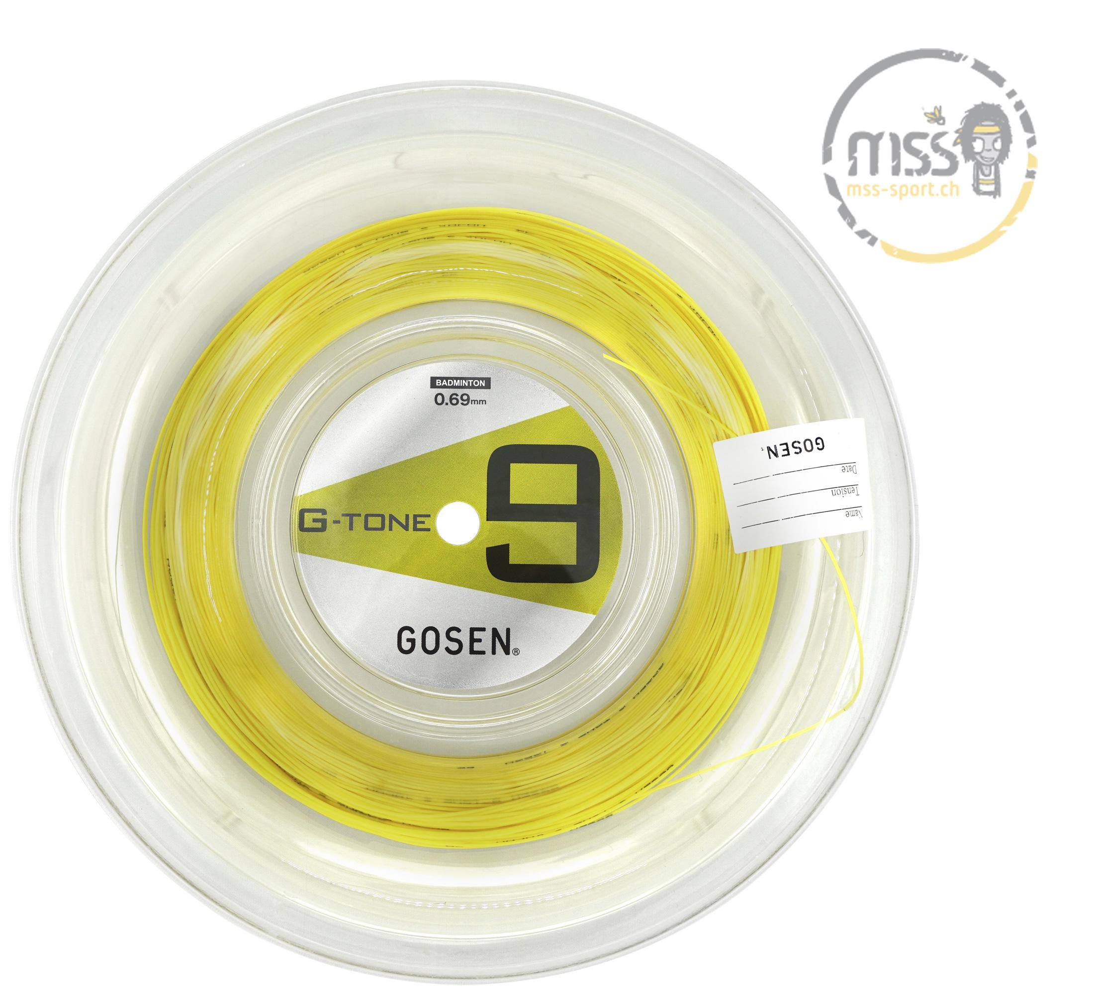 Gosen G-Tone 9