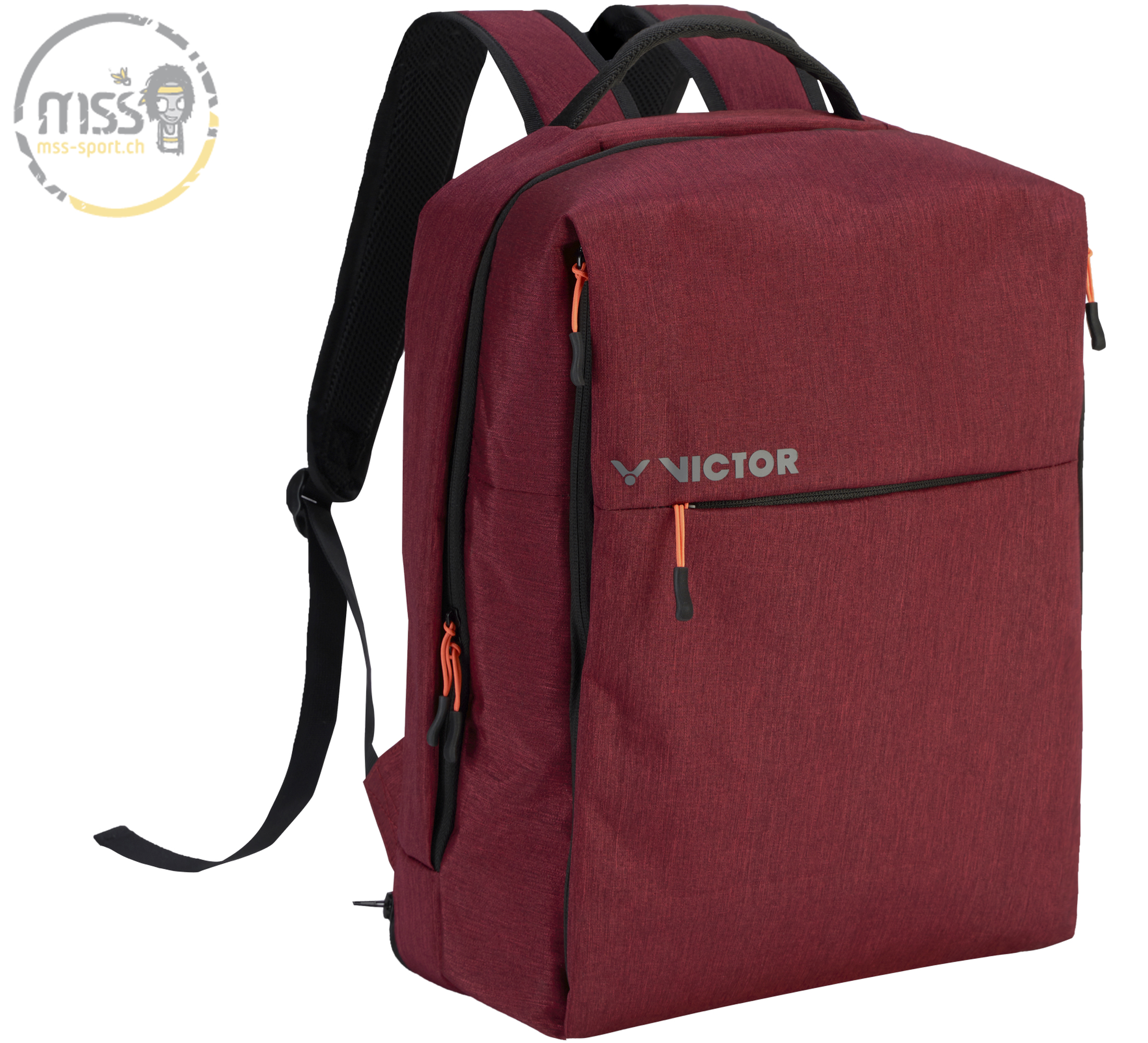 Victor Backpack BR3022 D, red