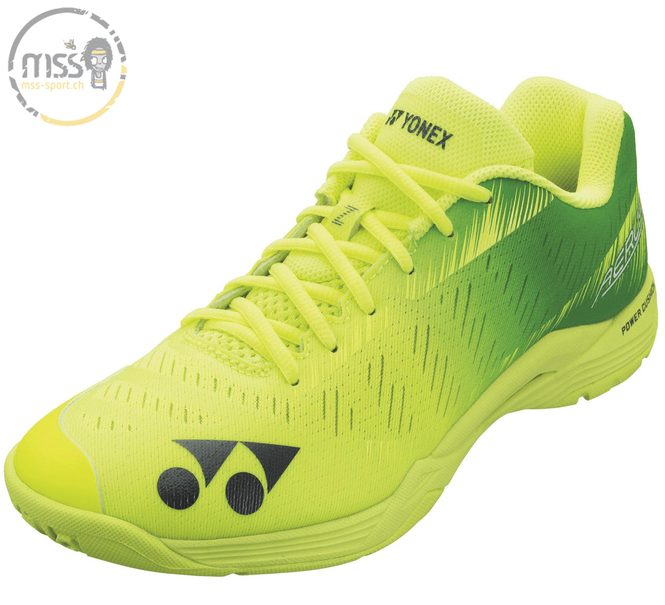 Yonex SHB Aerus Z yellow