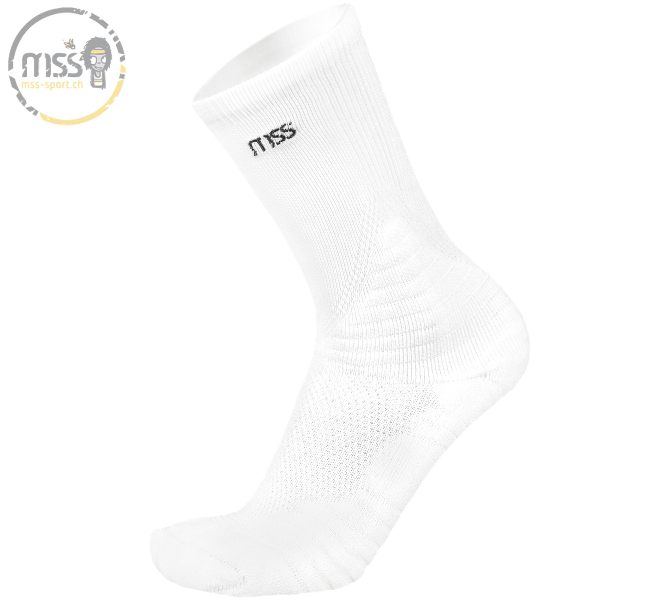 mss-socks Smash 5700 high white