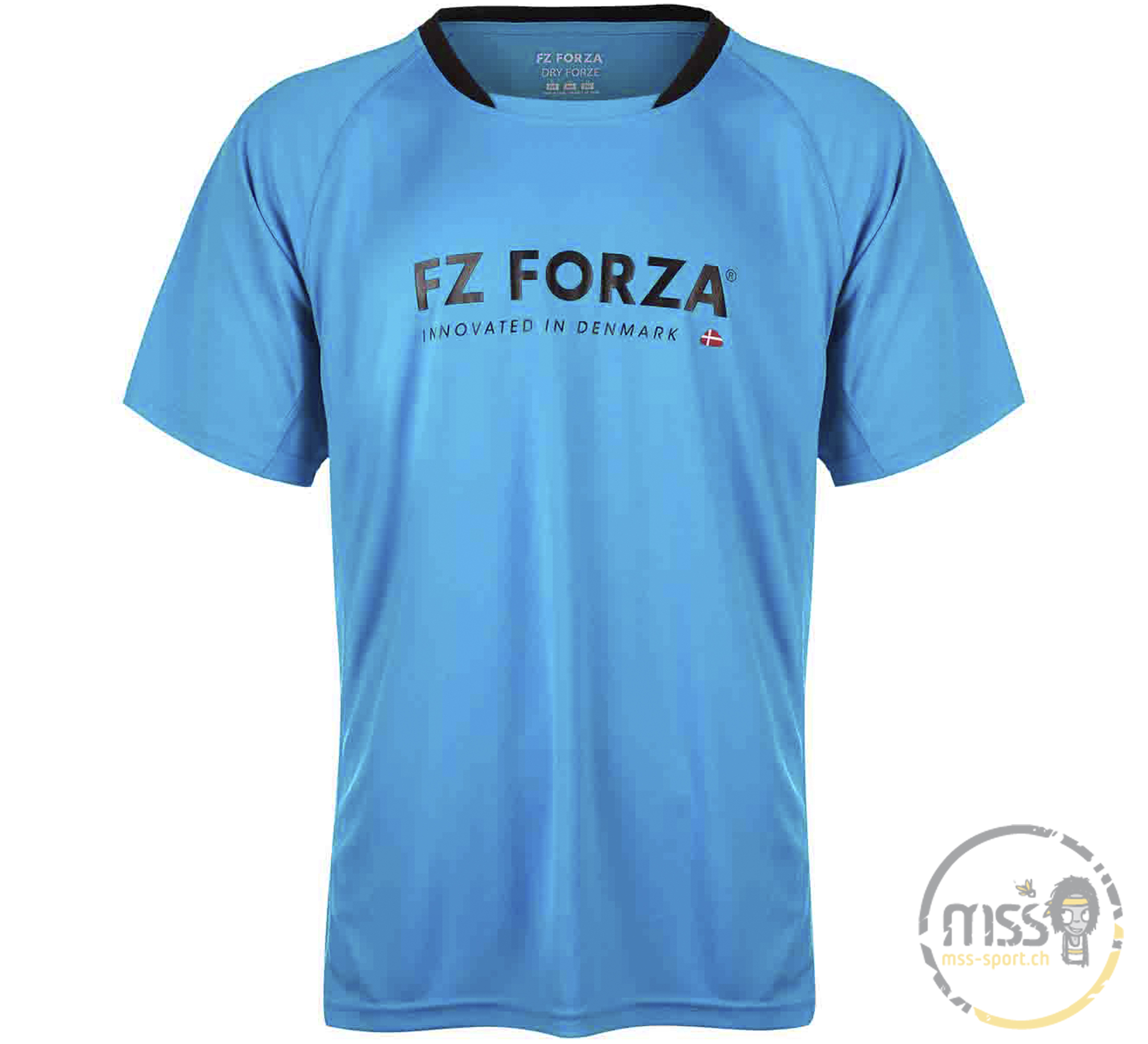 Forza Shirt Bling Tee atomic blue