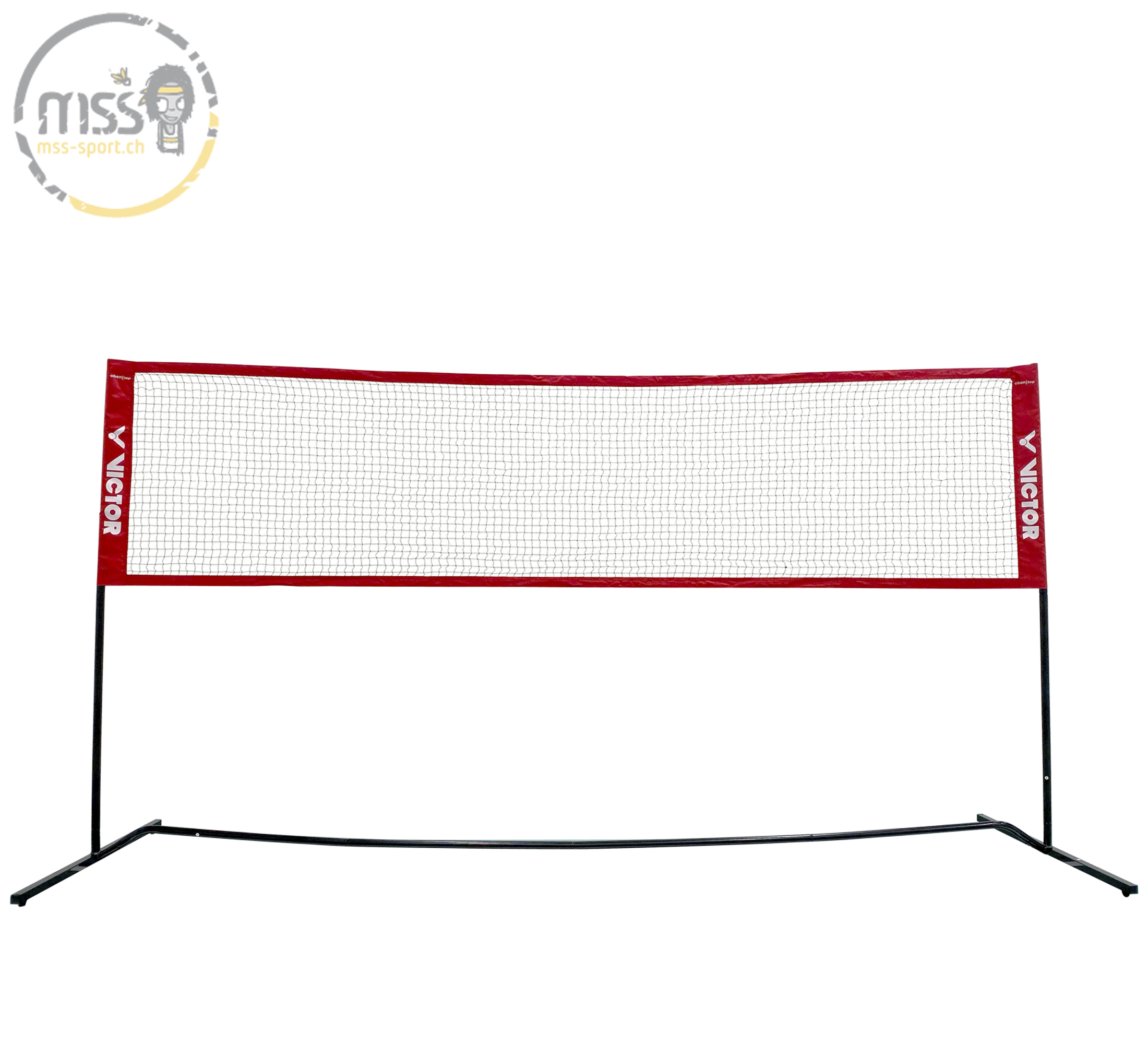 Victor Mini Badmintonnetz Premium
