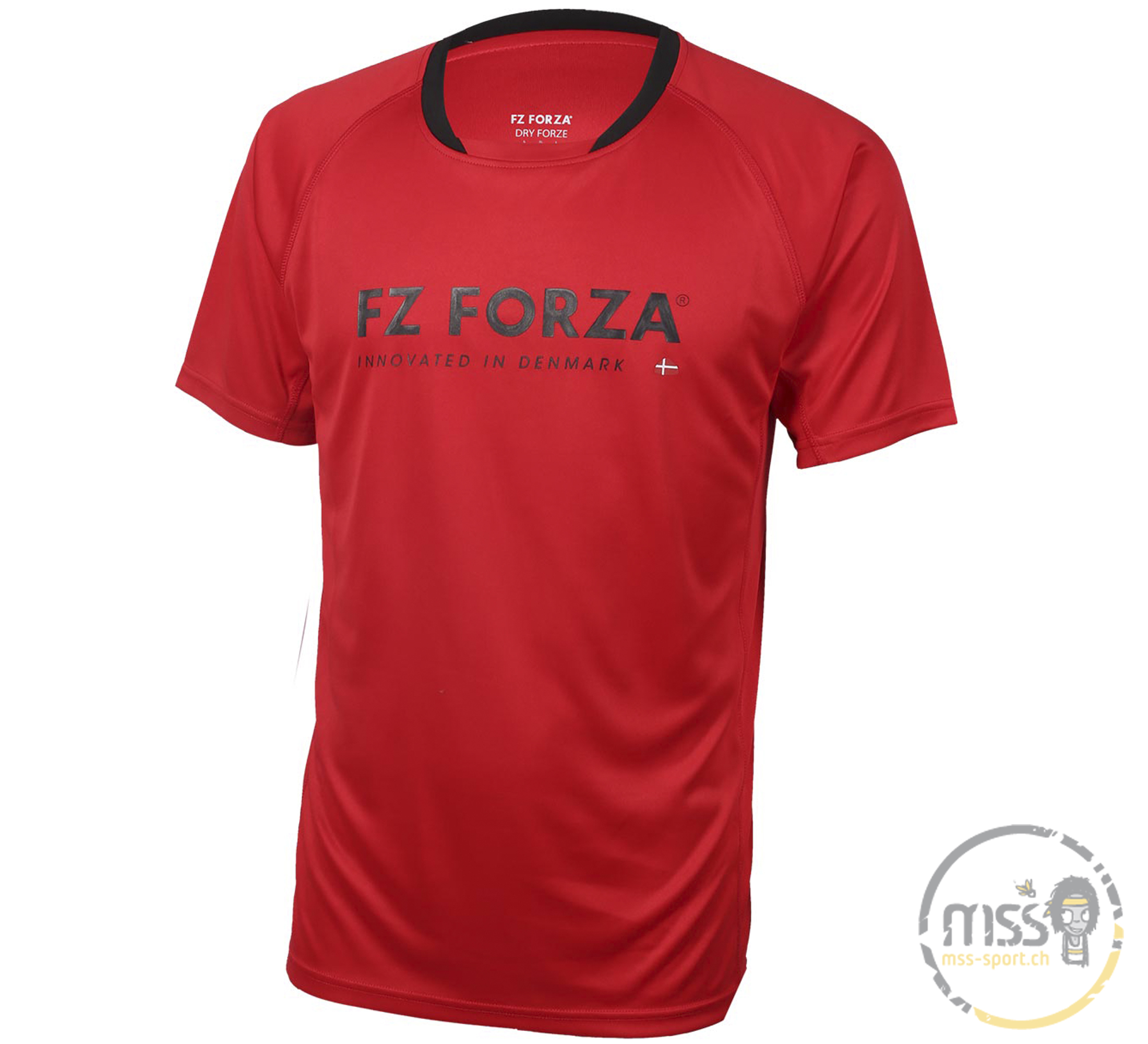 Forza Shirt Bling Tee chinese red