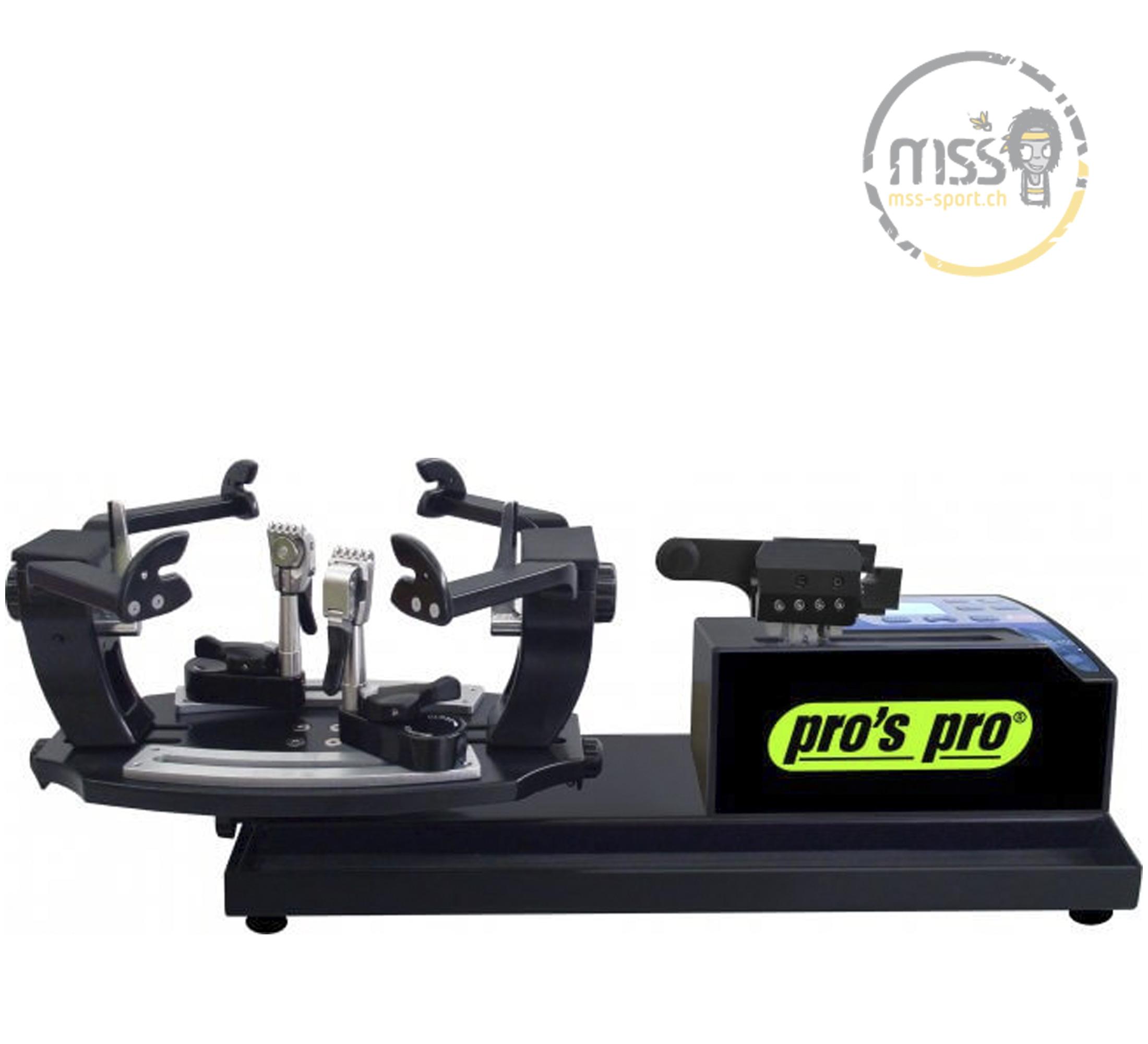PP Bespannungsmaschine Tomcat MT-400