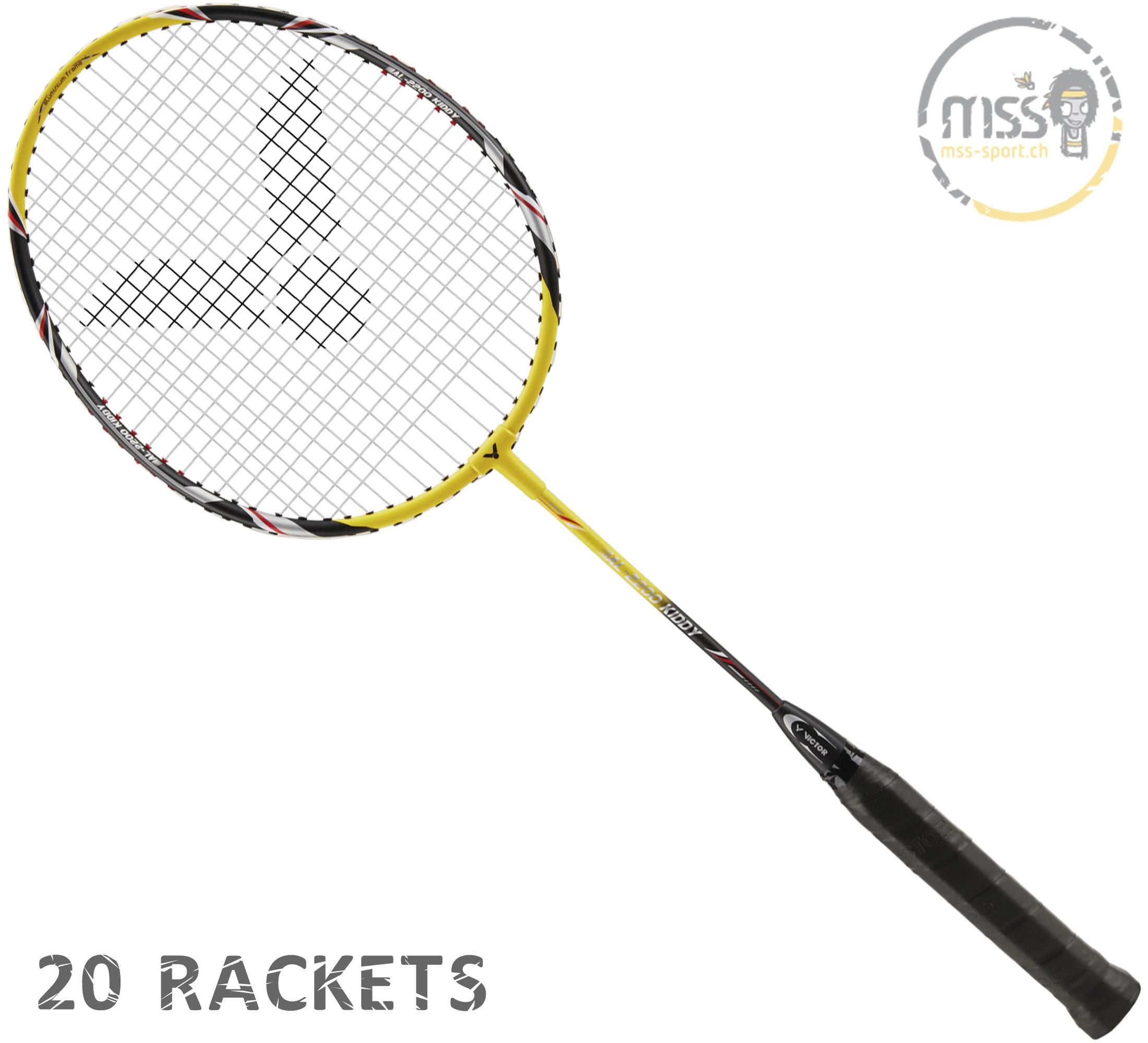 Schulsport Victor AL-2200G Kiddy, Set 20