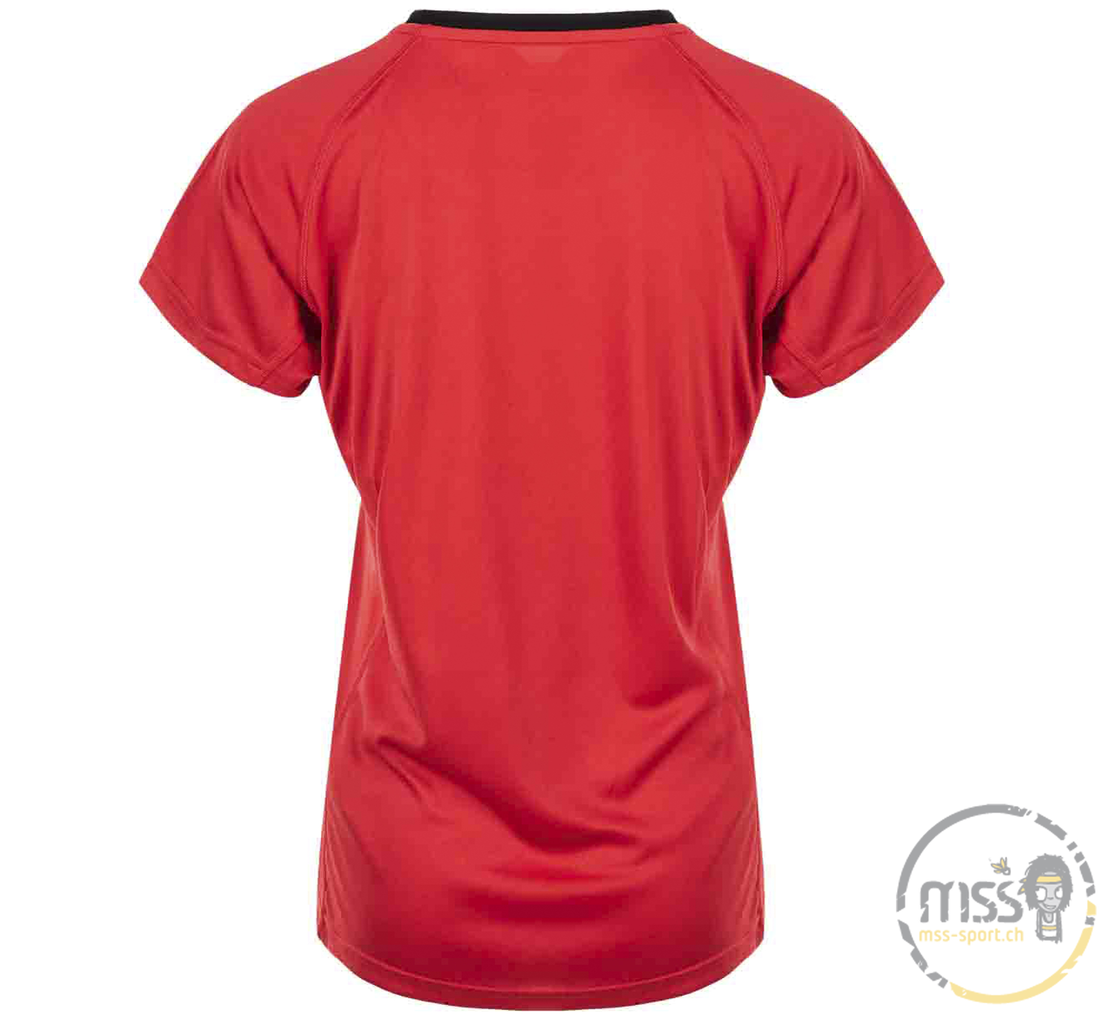 Forza Shirt Blingley Tee chinese red Lady