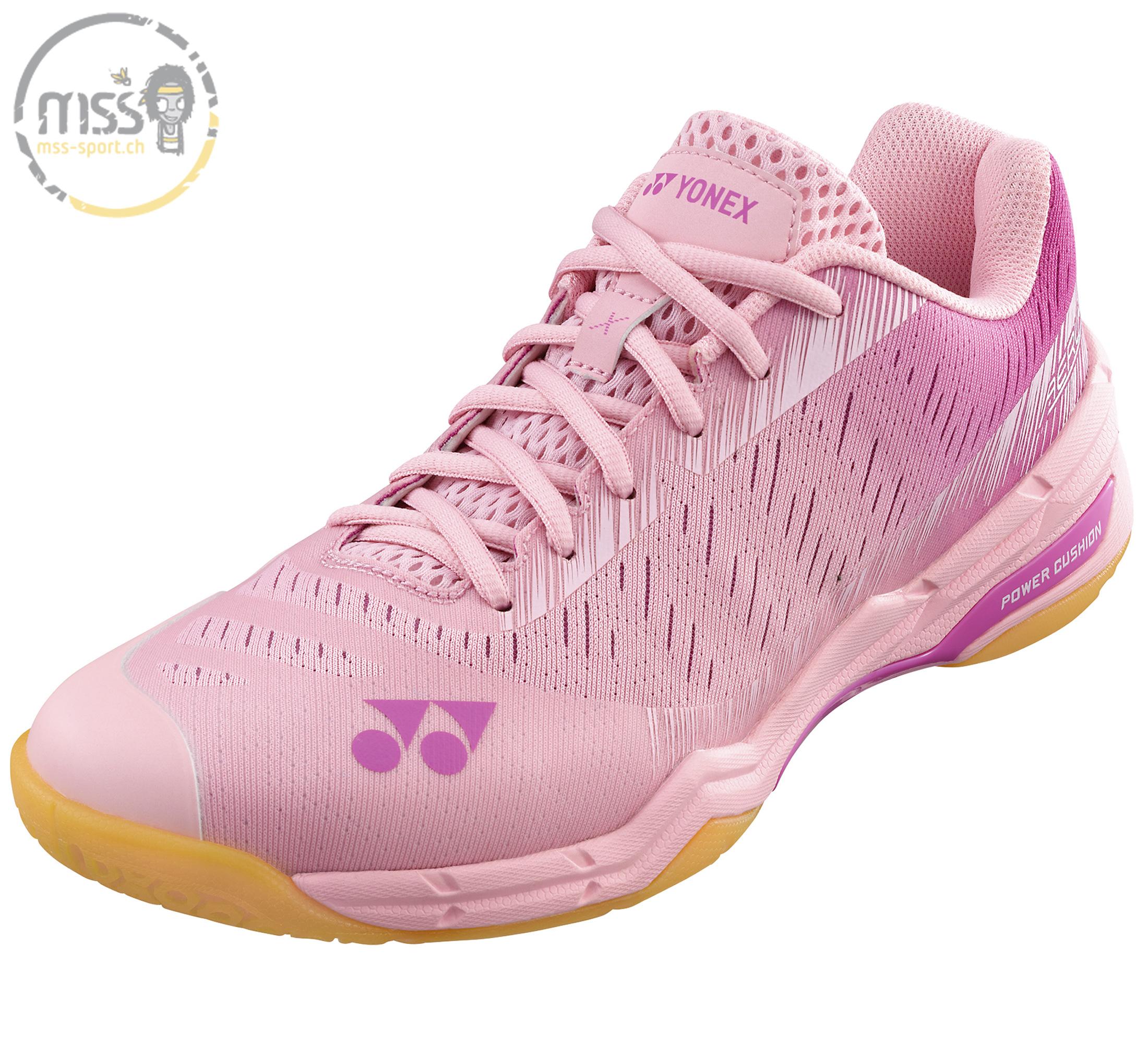 Yonex Aerus X pastel pink