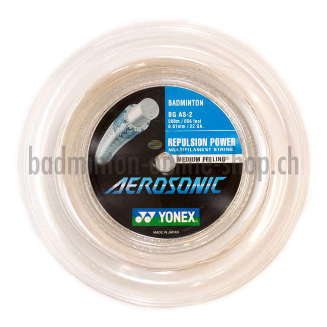 Yonex Aerosonic white