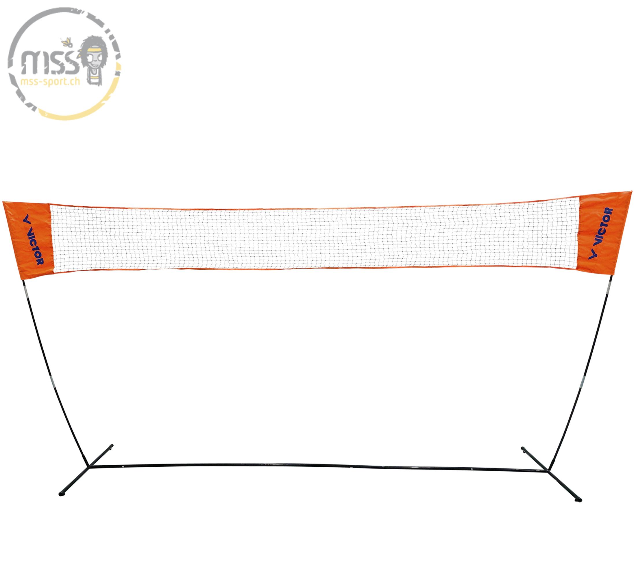 Victor Mini Badmintonnetz Easy