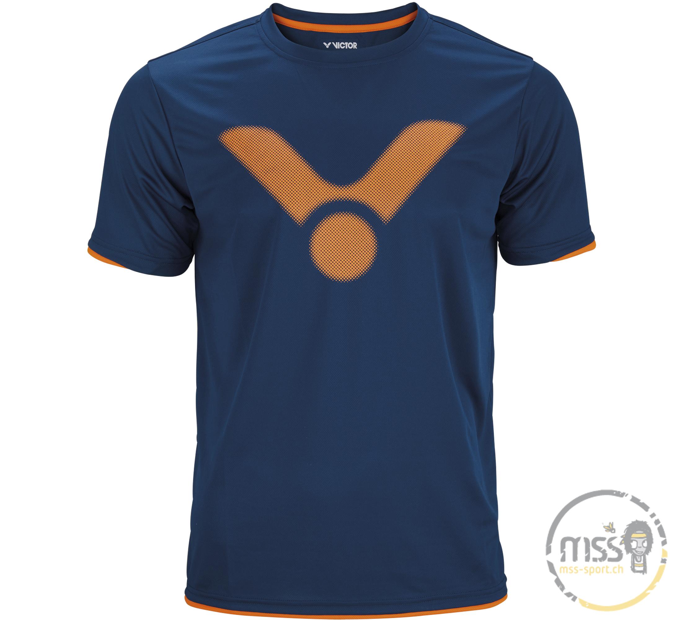 Victor Shirt 6488 blue