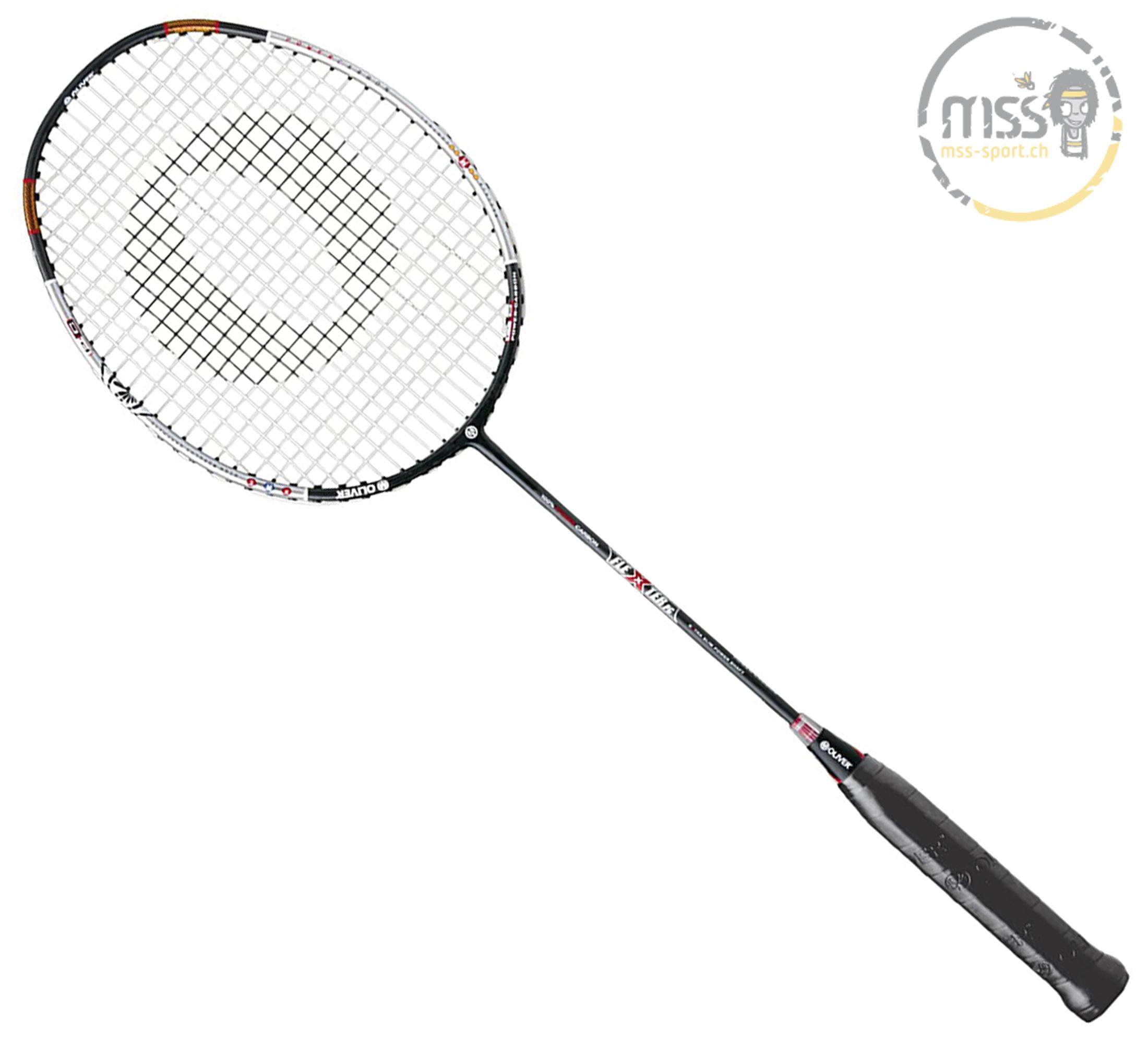 Bundle und profitiere: Badminton Oliver Flexter PC