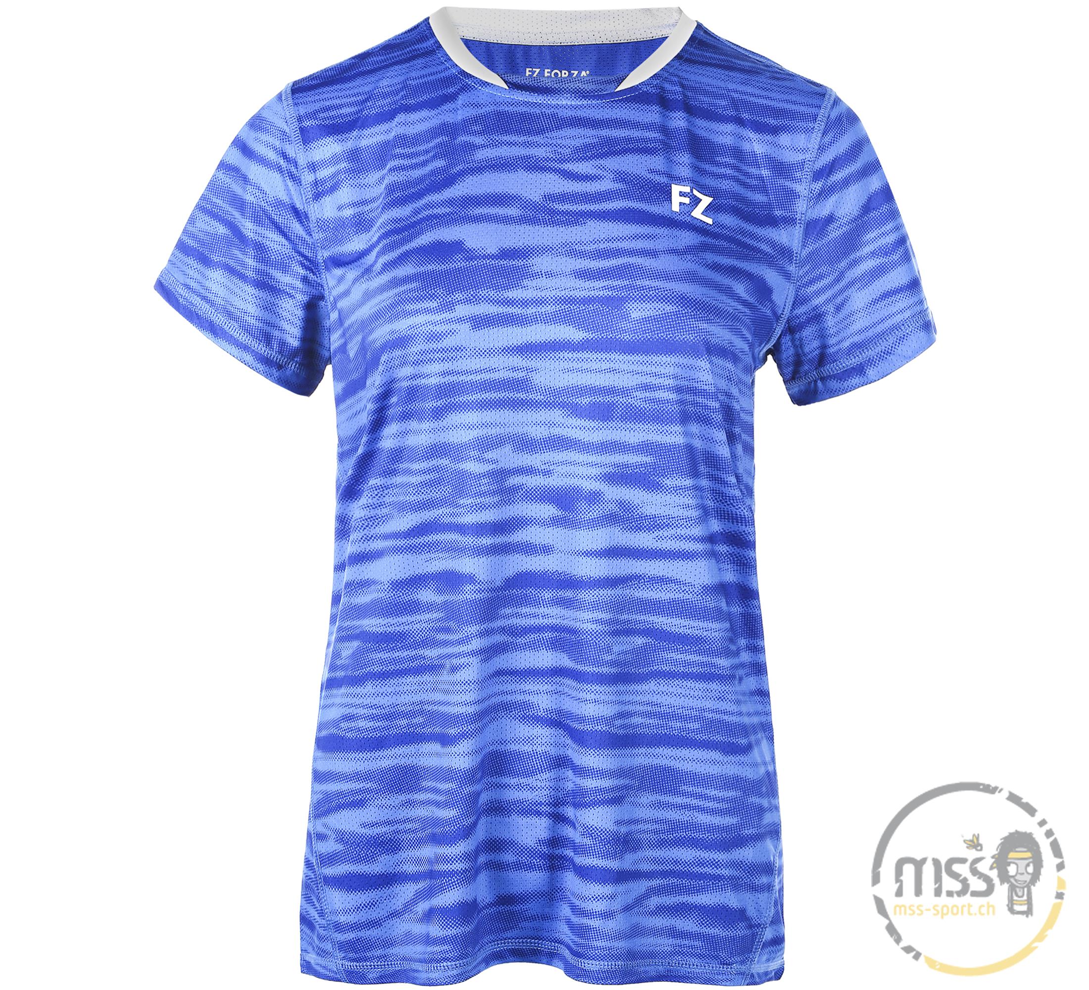 Forza Shirt Malay Tee blue aster Lady