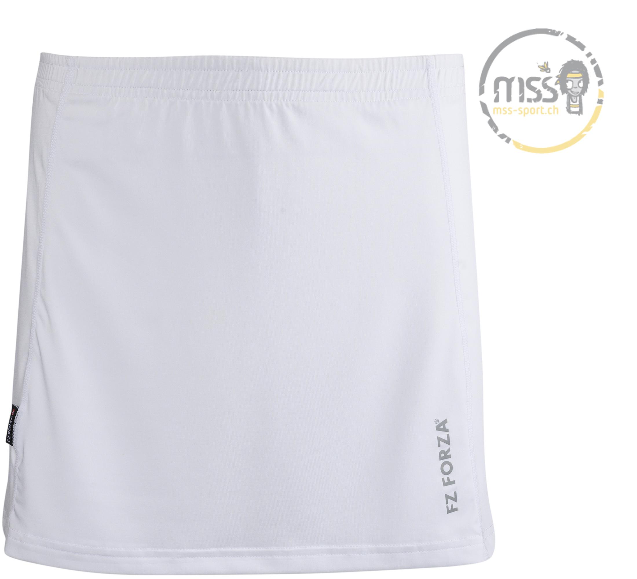 Forza Skirt Zari white
