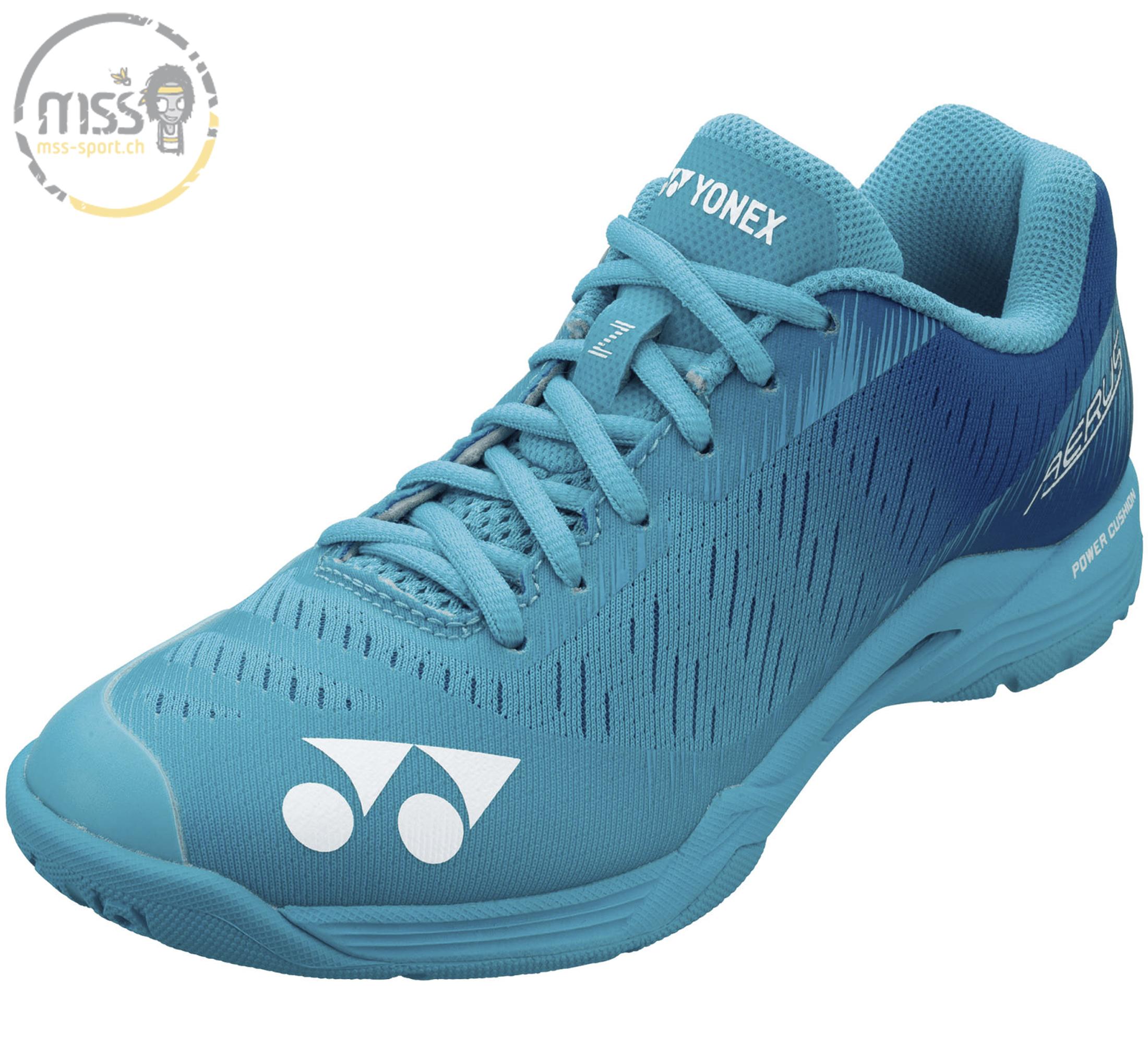 Yonex SHB Aerus Z mint blue Lady