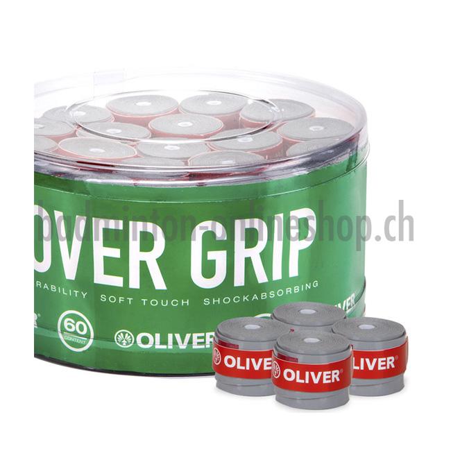 Oliver Overgrip grau