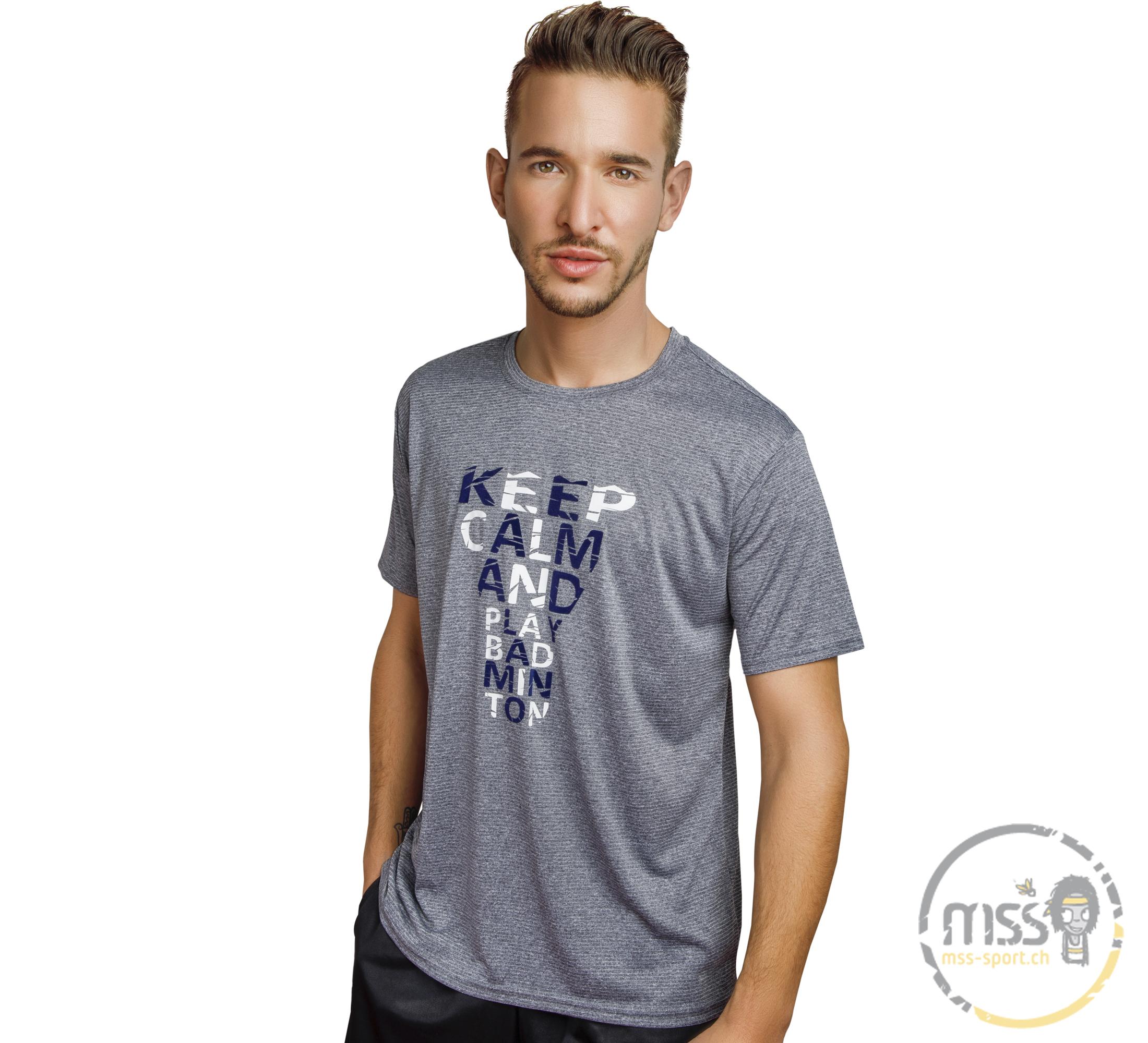 Oeko Shirt ST8830 grey heather