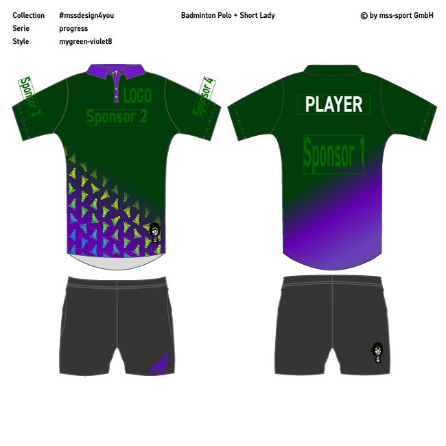 mss design 4 you© -8- progress mygreen violetblue
