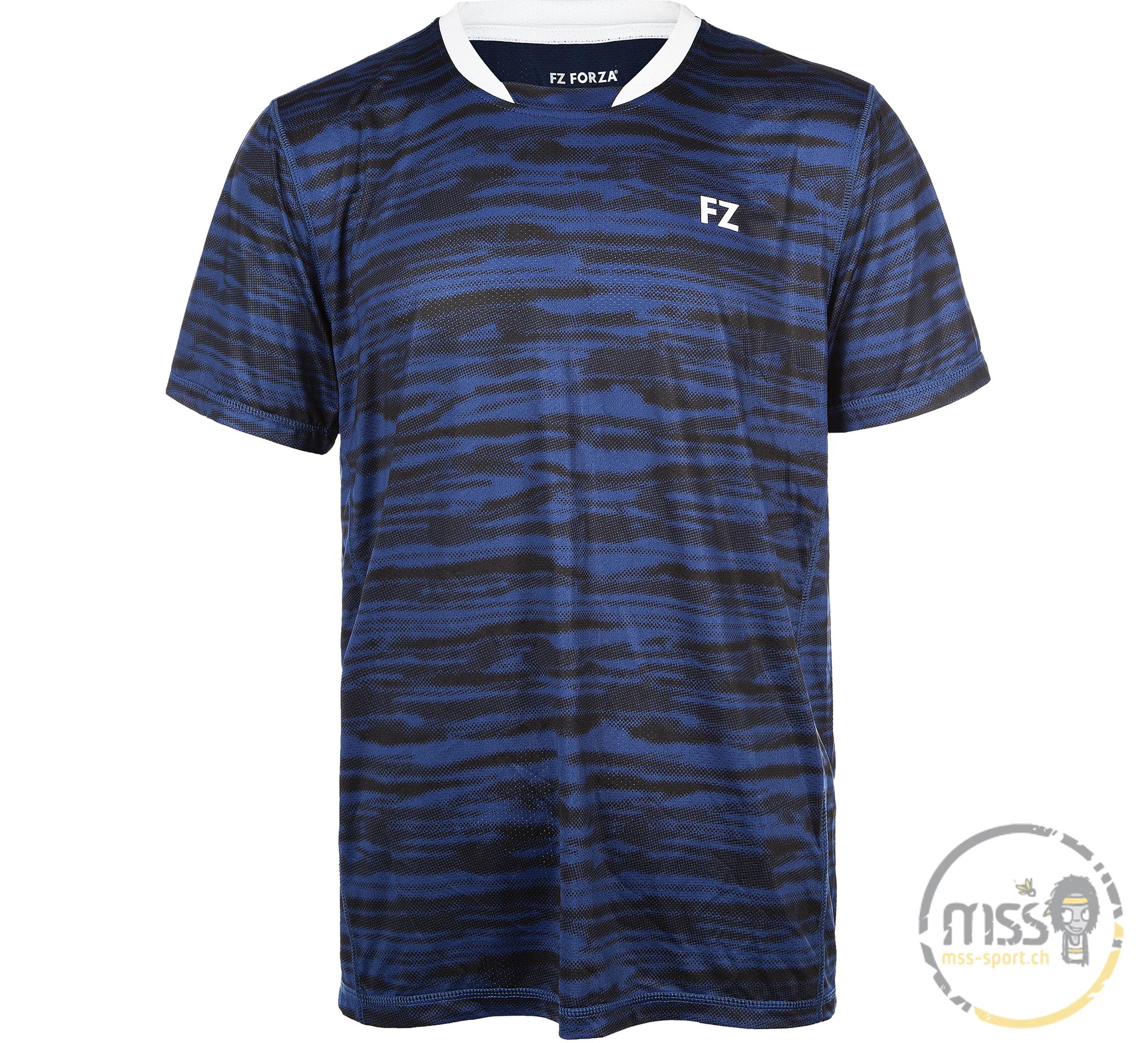 Forza Shirt Malone Tee estate blue