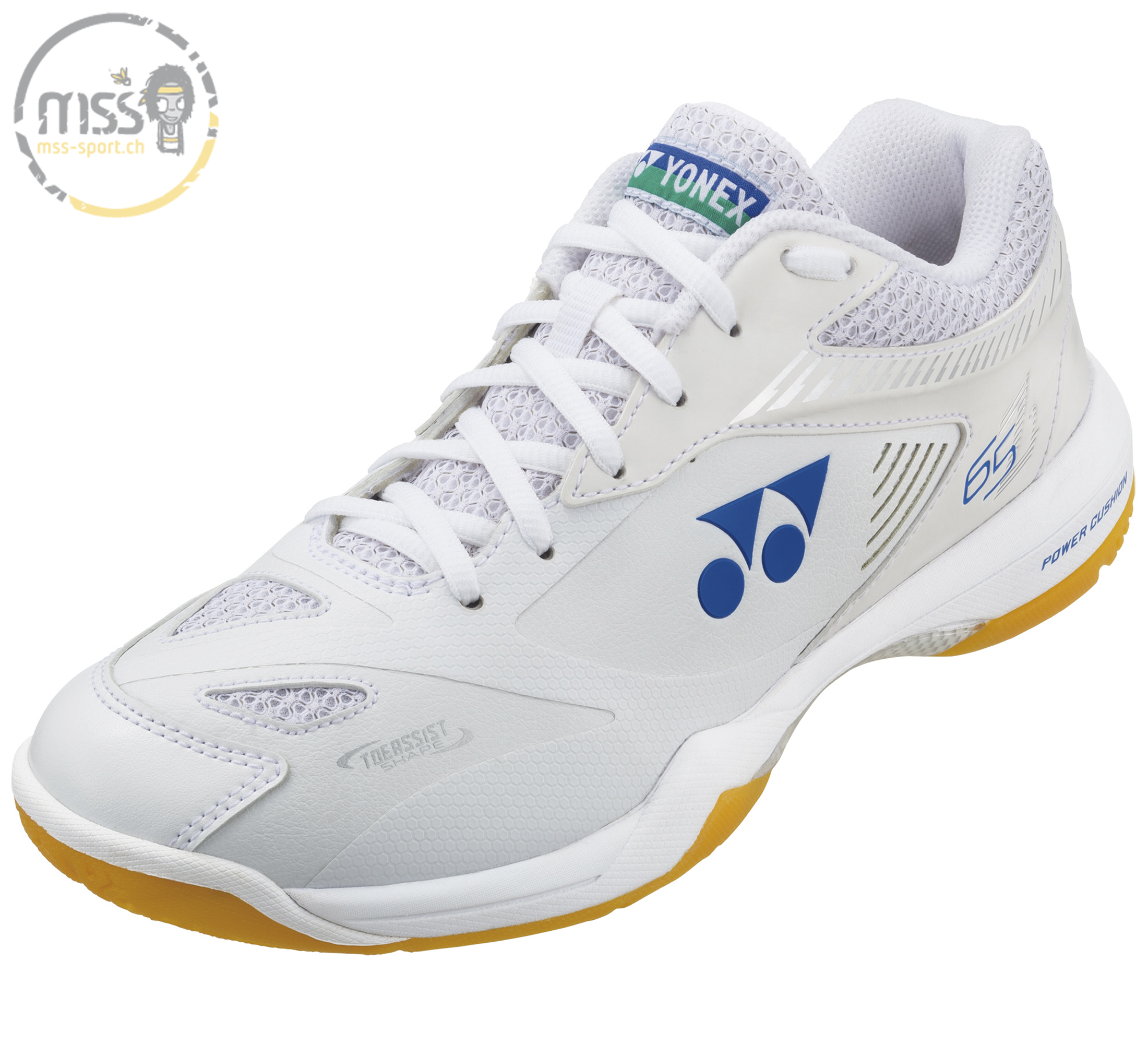 Yonex SHB 65Z2MAEX white