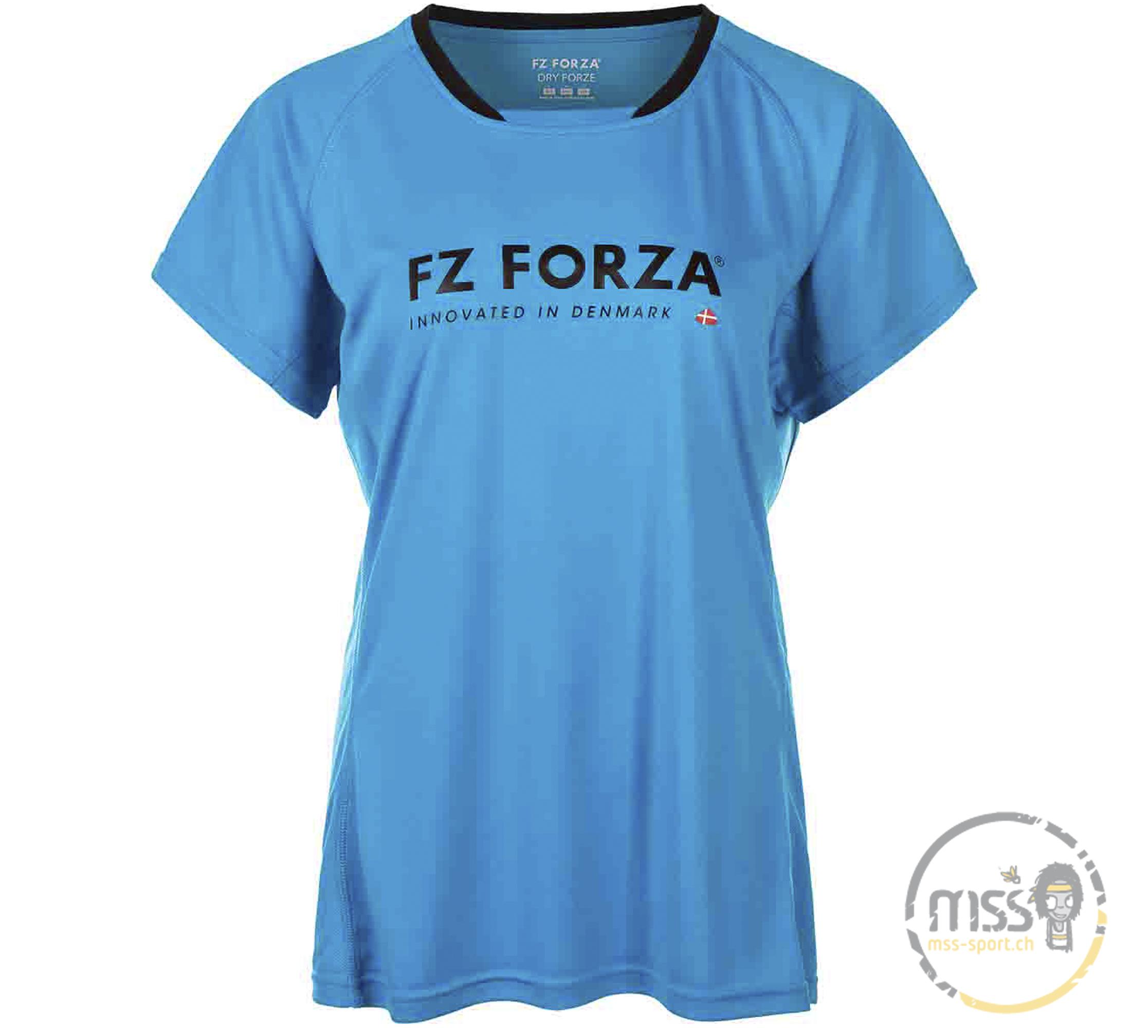 Forza Shirt Blingley Tee atomic blue Lady