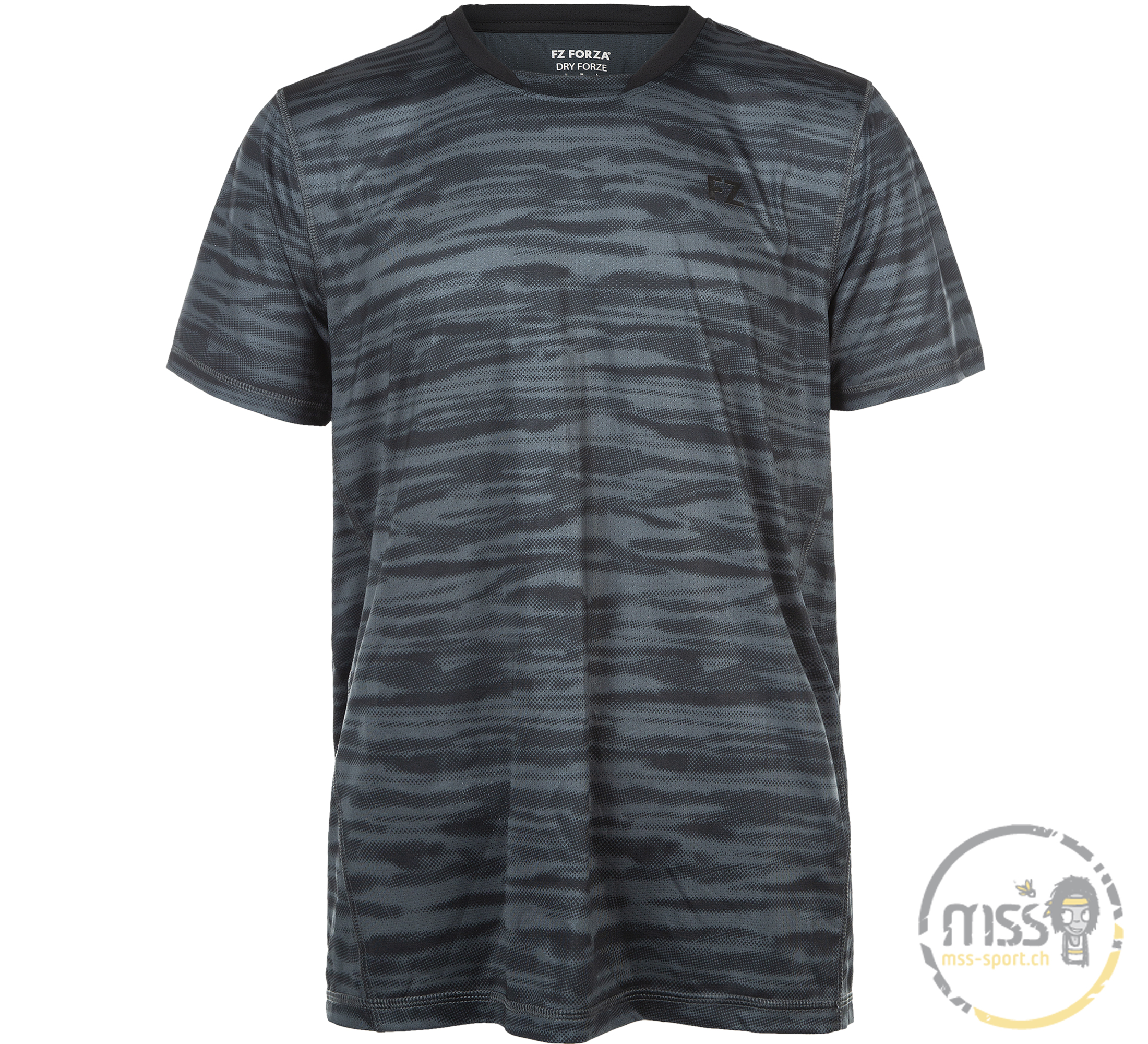 Forza Shirt Malone Tee steel