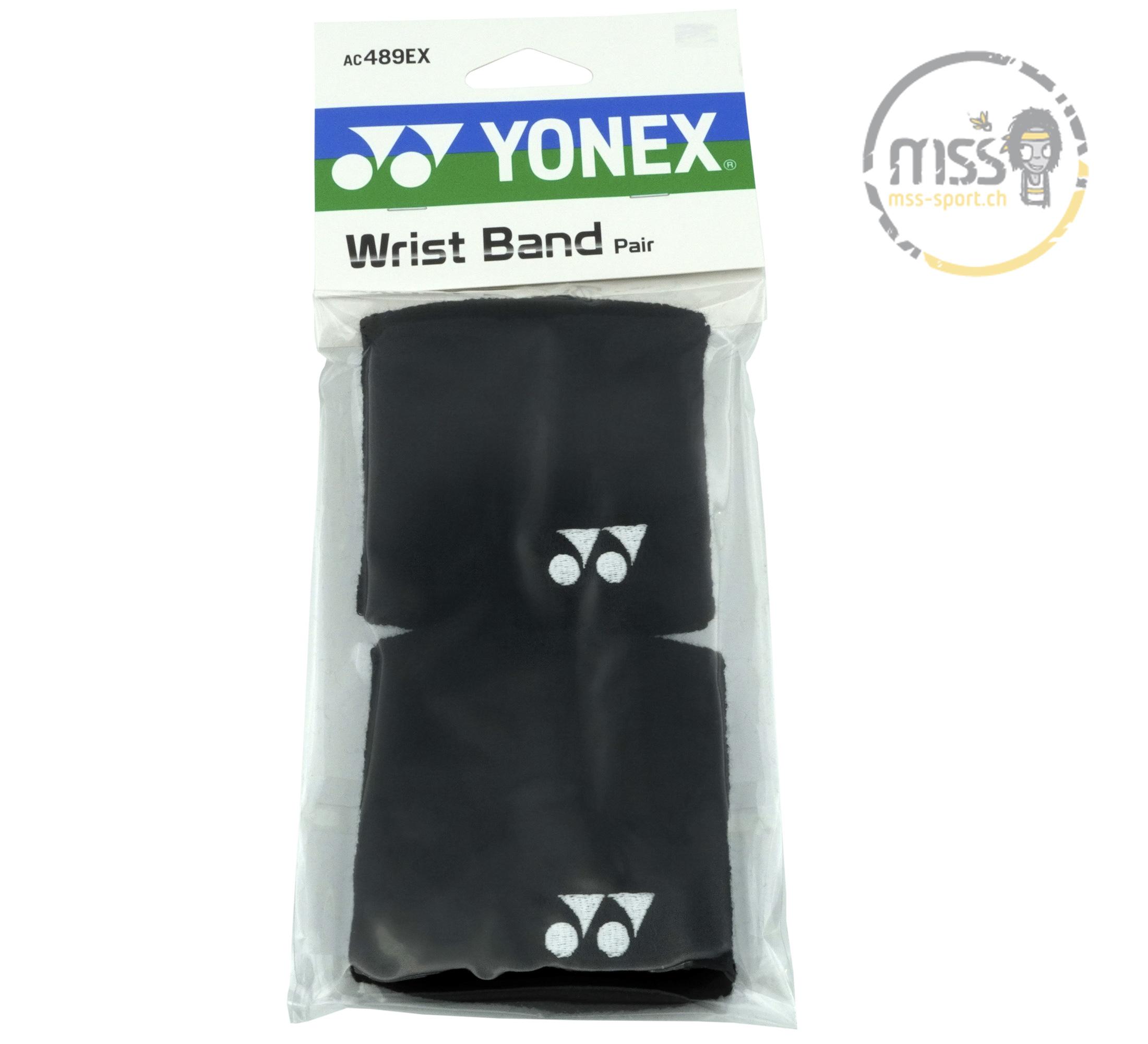 Yonex Wristband black