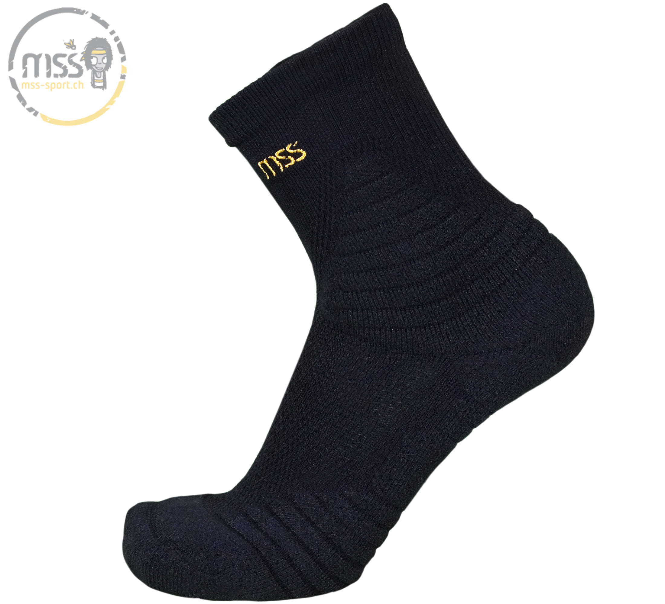mss-socks Smash 5500 mid black