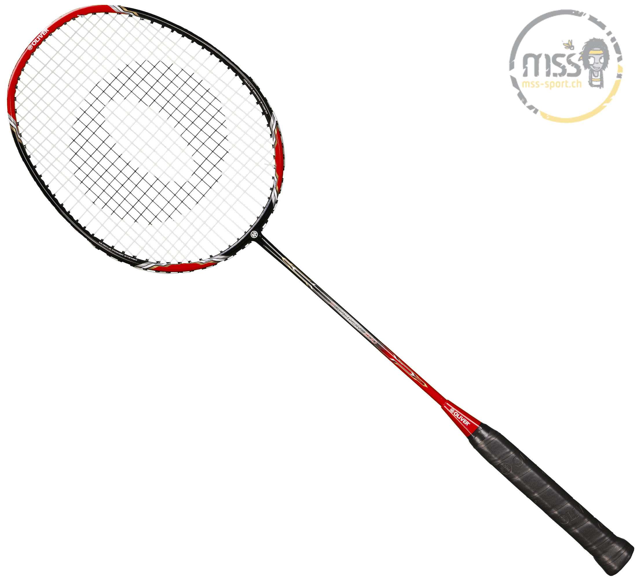 Bundle und profitiere: Air Badminton Oliver Superior 300