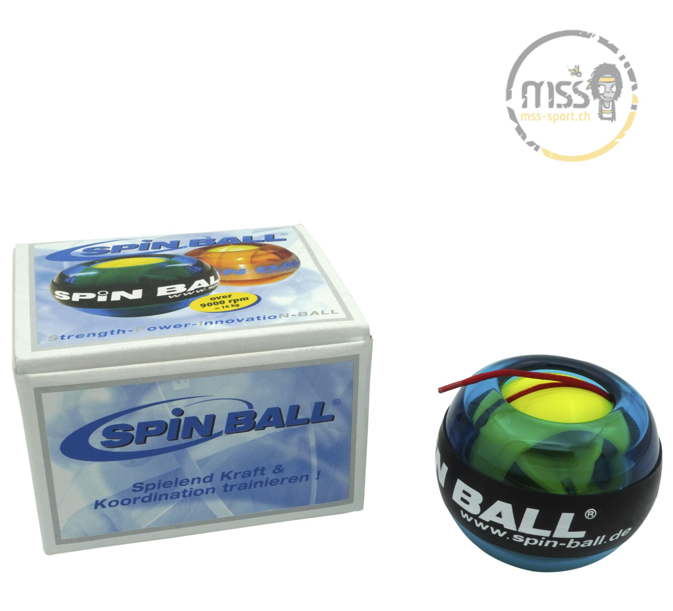 G-Spin Ball