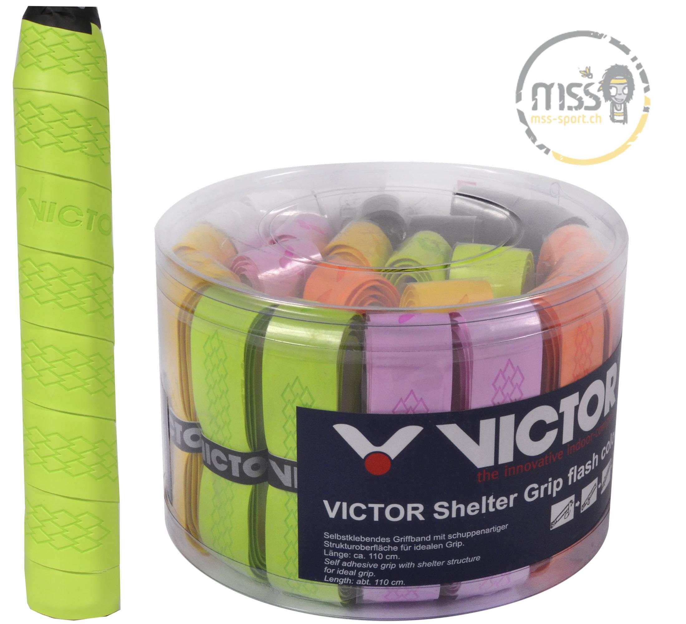 Victor Shelter Grip Box assortiert