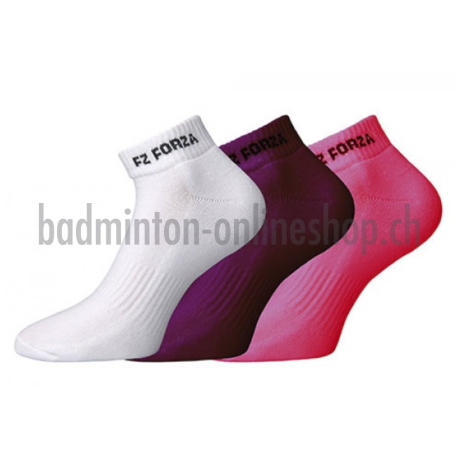 Forza Sock Comfort short mix18 3pack